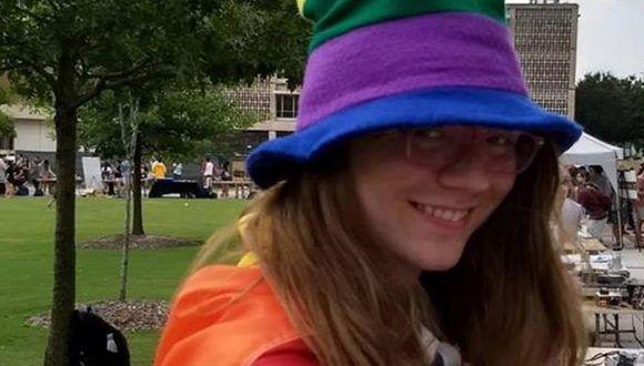 El estudiante Scout Schultz presidía la agrupación Pride Alliance (Alianza del Orgullo) en el Instituto de Tecnología de Georgia. Foto tomada del perfil de Facebook