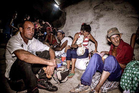 Salvaguardar la vida humana es la prioridad en Cuba. Foto: Juan Pablo Carreras/ ACN.