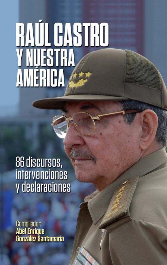Libro sobre Raúl Castro