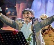 Rodrigo Londoño Echeverri, alias Timochenko, en el evento de lanzamiento del partido político de las Farc. Foto: Diana Rey Melo/ SEMANA.