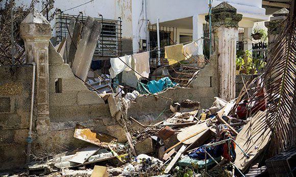 recuperación en la capital cubana