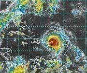 Mañana habrán marejadas con olas entre 4.0 y 6.0 metros que producirán inundaciones costeras moderadas en zonas bajas del litoral norte de Guantánamo y Holguín desde el final de la tarde. Foto: INSMET.