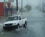 Irma en Puerto Rico. Foto: AP