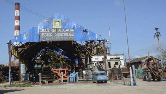 Avanza recuperación de industria azucarera de Villa Clara. Foto: Arelys María Echevarría / ACN