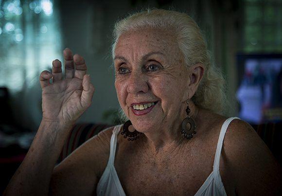 Fallece Iraida Malberti Cabrera, directora del Ballet Infantil de la Televisión cubana
