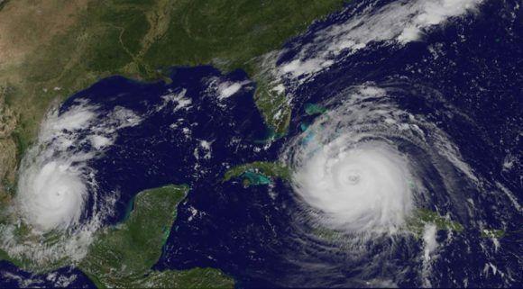 Eliminan de lista de huracanes los nombres Harvey, Irma, María y Nate