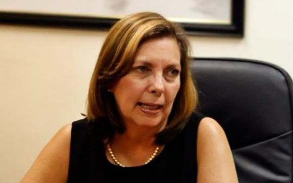 Josefina Vidal rechaza acusación contra Cuba en Congreso de EE.UU.