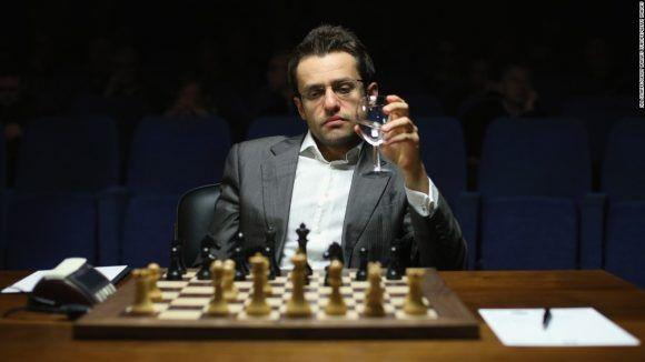 Aronian será uno de los protagonistas del match final. Foto tomada de CNN.