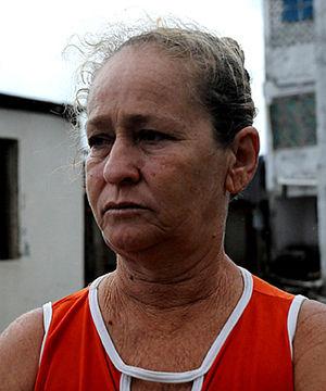 """Aurelia Galano Matos,""""Mamita"""". Foto: Venceremos."""