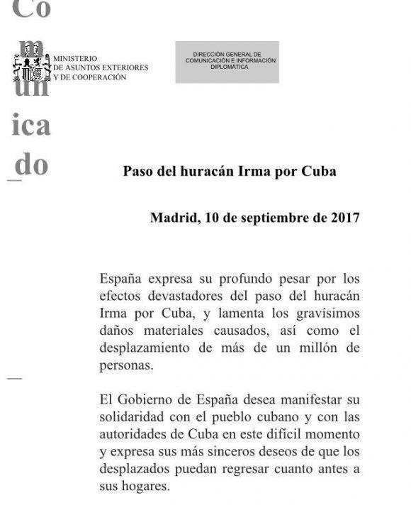 mensaje-de-solidaridad-con-cuba-del-gobierno-espanol