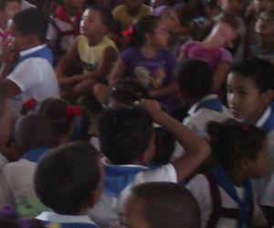 Escuela primaria José Martí del Reparto Buenavista de Marianao. Foto: Néstor del Prado