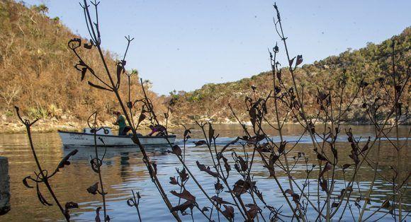 Puerto Escondido, Santa Cruz del Norte, Mayabeque. Foto: Ismael Francisco.