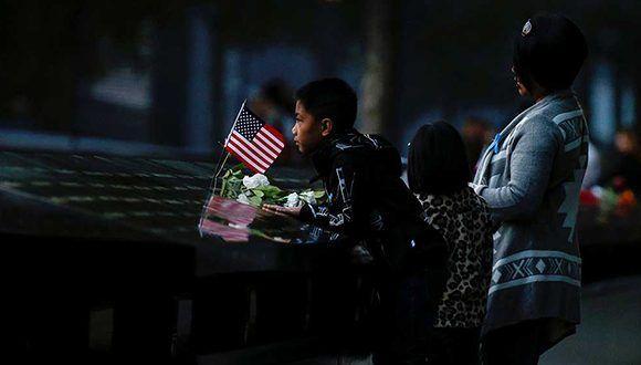 Recuerdan a las víctimas del 11-S. Foto: Brendan McDermid / Reuters