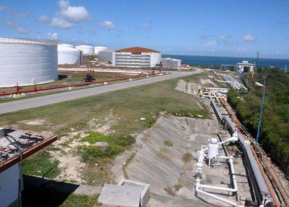 Terminal marítima de Nuevitas en fase recuperativa. Foto: Orlando Durán Hernández/ Cubadebate.