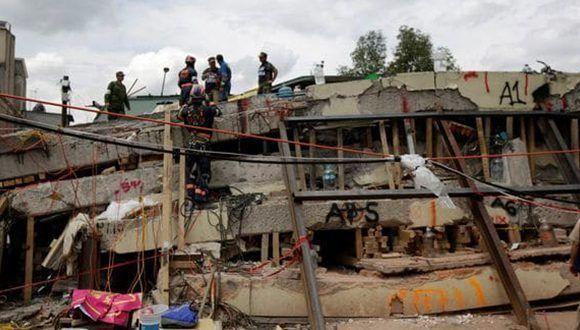 La cifra de muertos se ha elevado principalmente en Ciudad de México. Foto: Reuters
