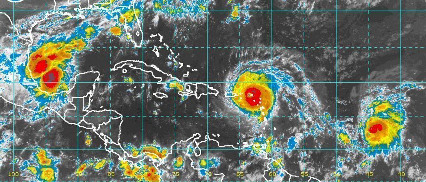 Camagüey en fase de Alerta ciclónica, junto al oriente y centro de Cuba (+ Video)