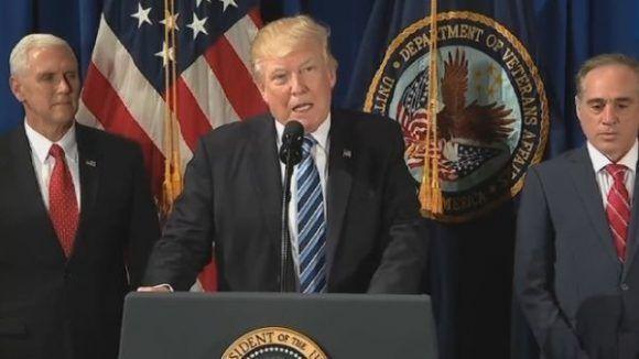 Trump ha solicitado endurecer las sanciones hacia Corea del Norte | Foto: El Mundo