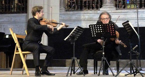 Anuncian programa e invitados del V Festival Mozart-Habana