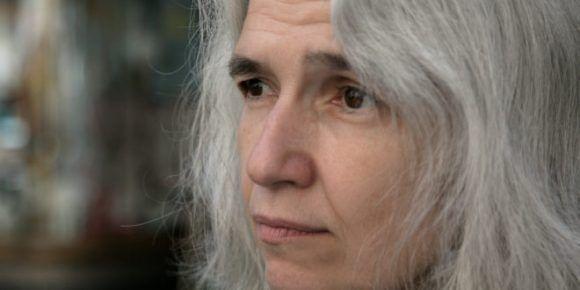 Belén Gopegui, escritora española. Foto: Mauricio Retiz.