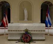 La Tumba del Mambí Desconocido en el Capitolio de La Habana. Foto: Oficina del Historiador de la Ciudad de La Habana.