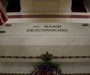 Homenaje a los mártires de la lucha por la independencia de Cuba. Foto: Oficina del Historiador de la Ciudad de La Habana.