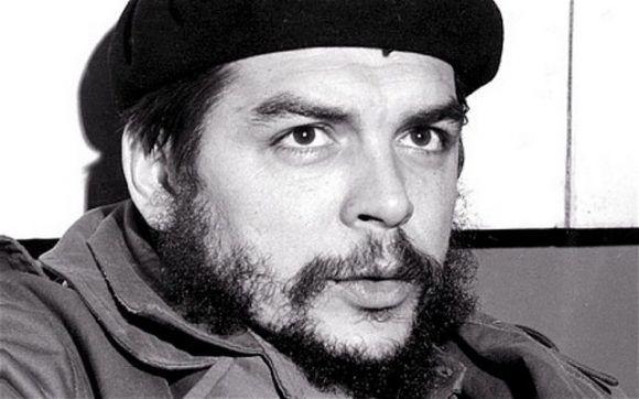 Homenaje al Che Guevara a 50 años de su muerte