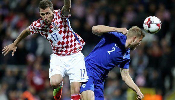 Croacia empata con Finlandia (1-1) y se complica mucho el Mundial. Foto: Marca