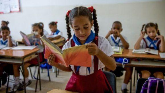 Escuelas de 14 provincias cubanas participan en estudio regional sobre calidad educativa