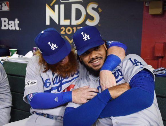 Los Dodgers han sido el equipo más consistente de esta temporada en la MLB. Foto: @kenleyjansen74 .