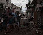 Dominica devastada. Foto: Sergio Alejandro