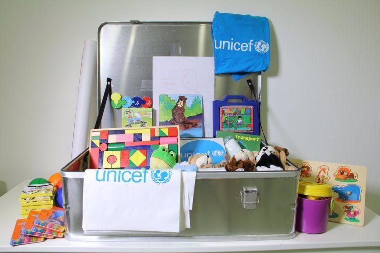 En Cuba, donación de UNICEF para damnificados del huracán Irma