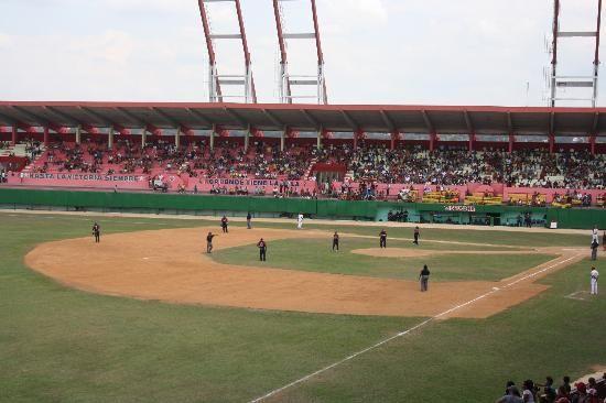 El Victoria de Girón será uno de los estadios con alumbrado. Foto tomada de TripAdvisor.