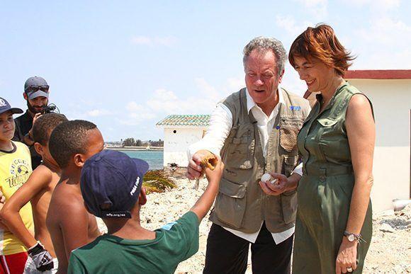 PMA implementa en Cuba herramientas por riesgo alimentario ante sequía