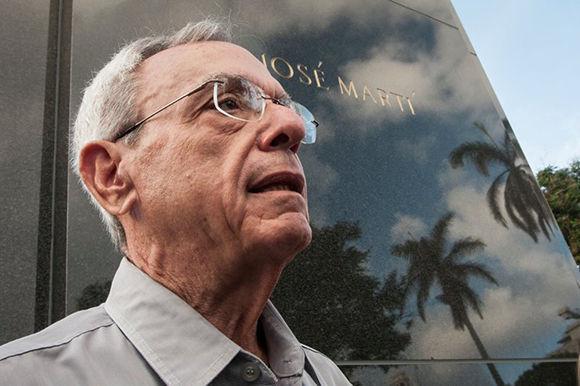 Martí: predicador de una nueva Cuba, al decir de Eusebio Leal