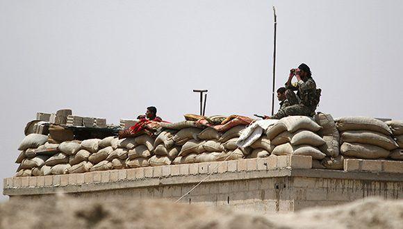 La Fuerzas Democráticas Sirias anuncian el comienzo de la operación para liberar Raqqa. Foto: Reuters.
