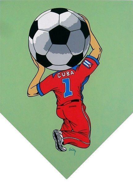 Caricatura: Ángel Orestes Fernández (Ández)