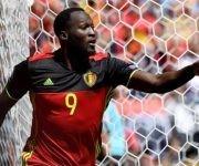 Lukaku lidera la ofensiva de la selección belga. Foto tomada de ABC.