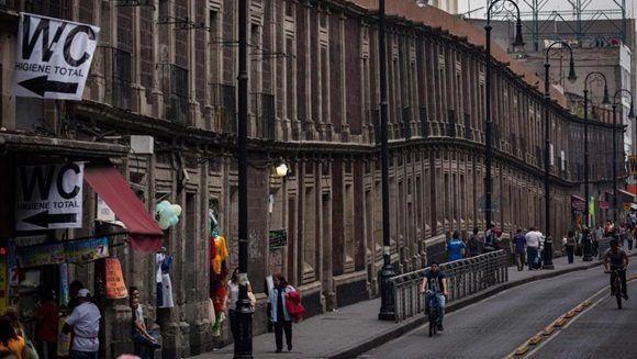 Ciudad México se hunde de forma acelerada, afirman científicos.
