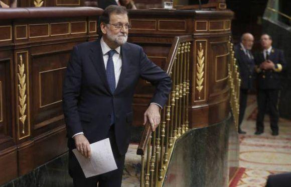 Mariano Rajoy. Foto tomada  de El País.
