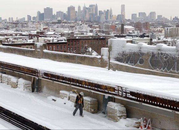 Los multimillonarios y sus familias disfrutan de una vida más larga y saludable que los trabajadores. Estado de Nueva York, uno de los más desiguales de EEUU. Foto: HuffPost.