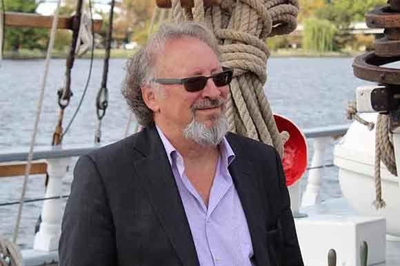 El académico Peter Kornbluh. Foto: PL.