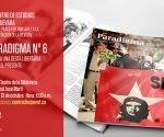 """Hoy a las 4 de la tarde se presenta la revista """"Paradigma"""" en la Biblioteca Nacional. Imagen:  Centro de Estudios Che Guevara."""