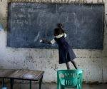 Casi tres cuartas partes de las niñas de Sudán del Sur, el país más joven del mundo, ni siquiera llegan a la escuela primaria. Foto: Getty Images.
