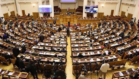 Unión Interparlamentaria elige por segunda vez a una mujer para asumir la presidencia. Foto: @IPUparliament / Twitter