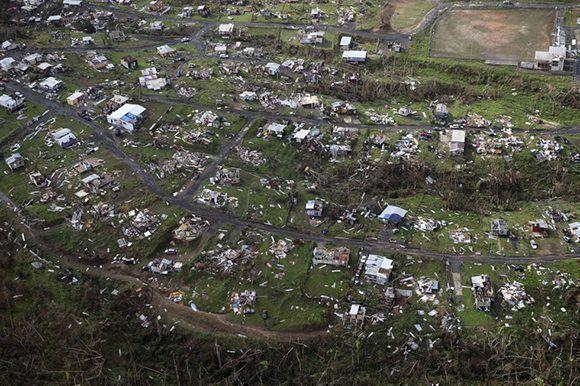 Puerto Rico: Huracán María dejó setenta veces más muertos que los reconocidos por el Gobierno