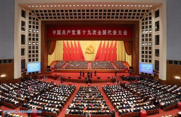 Concluye congreso del PCCh con enmiendas a estatutos partidistas y elección de Comité Central
