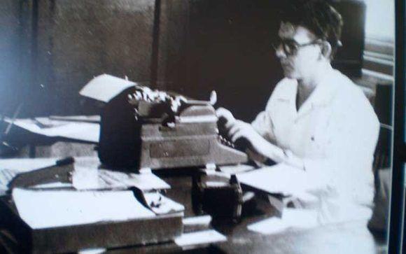 Fotocopia: Narciso Fernández/Archivo de Vanguardia.