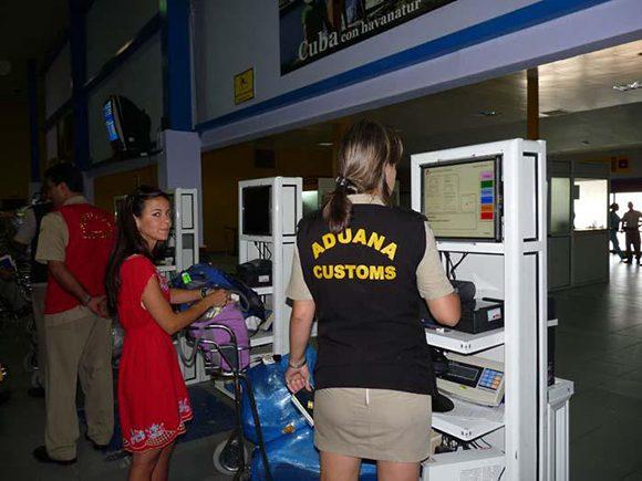 Foto: Aduana General de la República de Cuba.