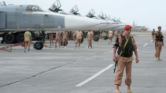 Dos años de la operación rusa en Siria: el 90% del territorio liberado. Foto: Maksim Blinov/ Sputnik.