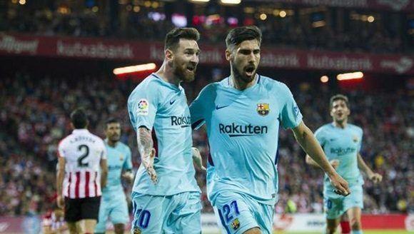 Con esta nueva victoria, el Barça iguala su mejor arranque de Liga de la historia.